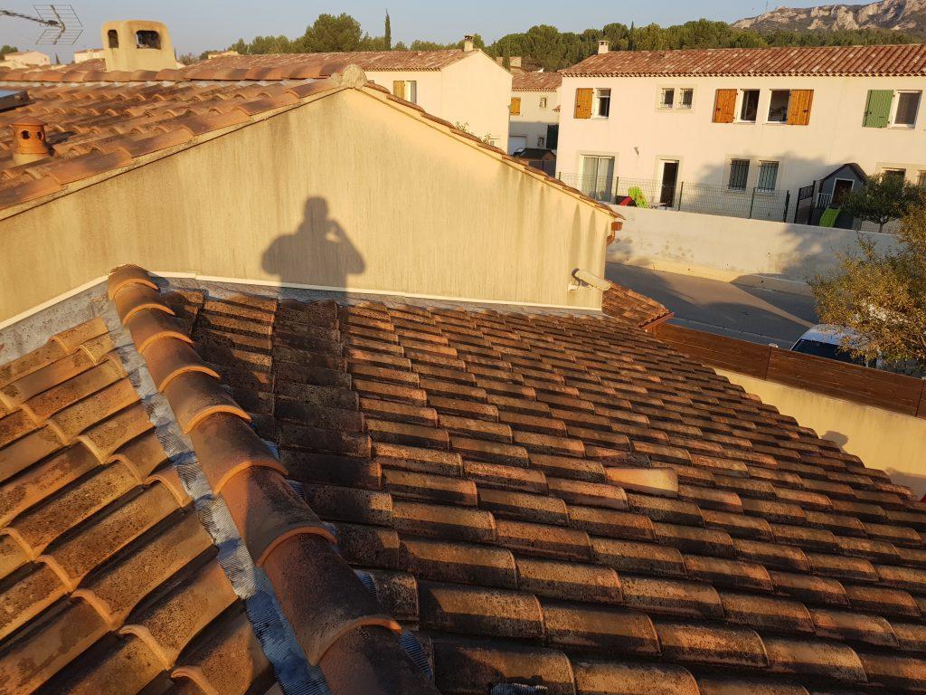 Couvreur Aix en Provence